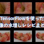 TensorFlowを使った画像の水増しレシピまとめ