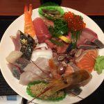 特盛海鮮丼!上野から一駅 入谷にある「割烹さいとう」におじゃましてきました!